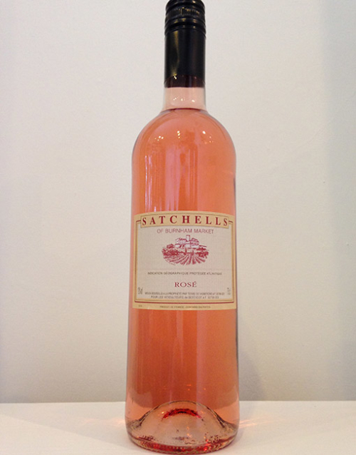 Satchells Rosé.