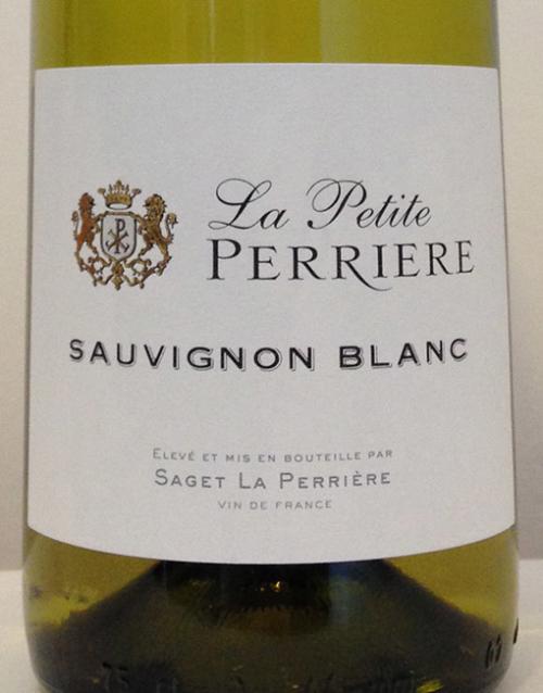 La Petite Perriere Sauvignon Blanc 2015.